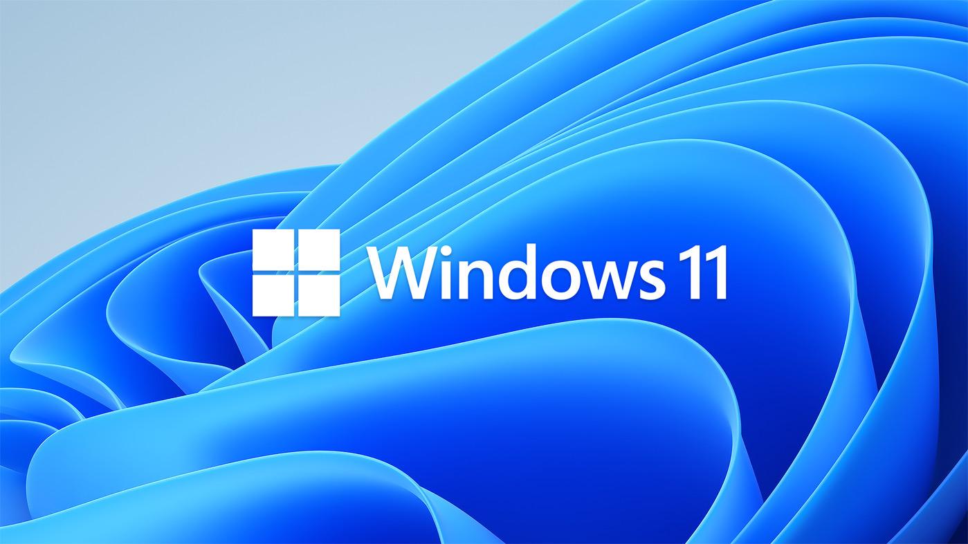 Immagine di presentazione di Windows 11